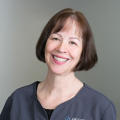 Terri Tomosvari, Dental Hygienist for Affinity Dentistry in Edmonds