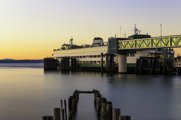 Edmonds Community - Image of the Edmonds ferry terminal